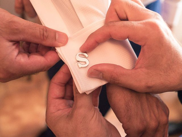 La boda de Sergio y Sandra en Yepes, Toledo 15