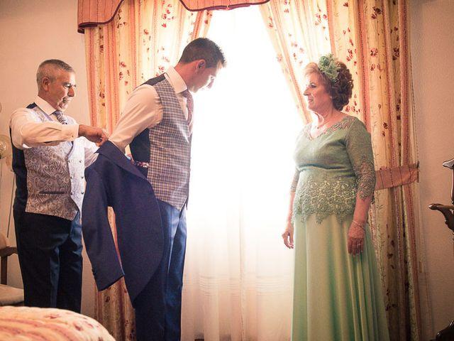 La boda de Sergio y Sandra en Yepes, Toledo 16