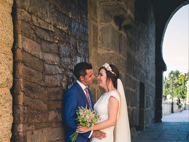 La boda de Sergio y Sandra en Yepes, Toledo 18