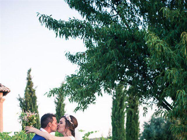 La boda de Sergio y Sandra en Yepes, Toledo 22