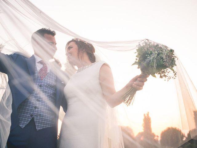 La boda de Sergio y Sandra en Yepes, Toledo 23