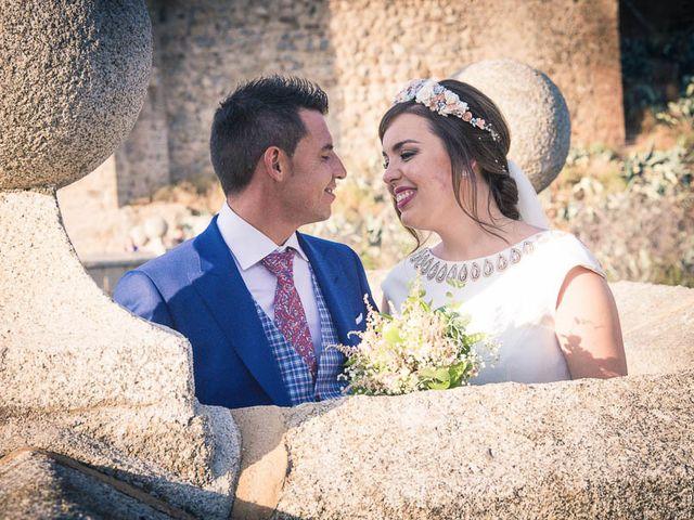 La boda de Sergio y Sandra en Yepes, Toledo 25
