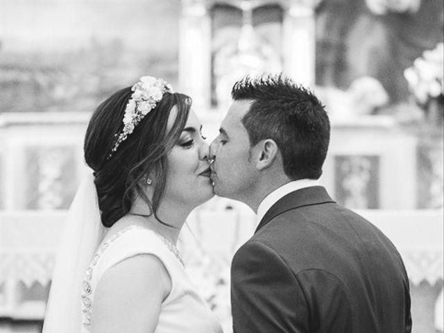 La boda de Sergio y Sandra en Yepes, Toledo 29