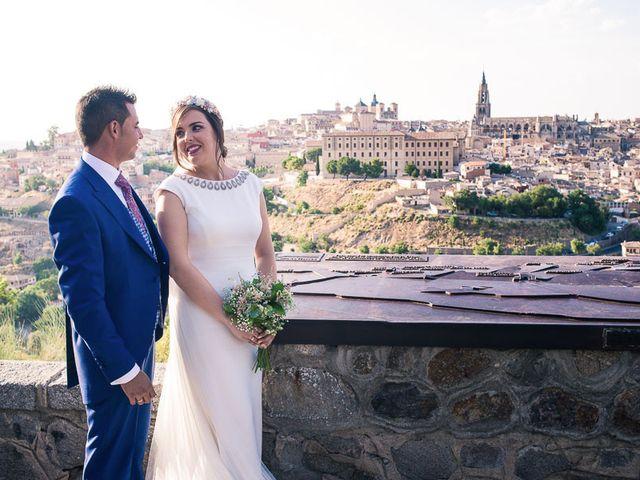La boda de Sergio y Sandra en Yepes, Toledo 32
