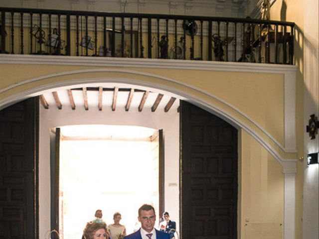 La boda de Sergio y Sandra en Yepes, Toledo 34