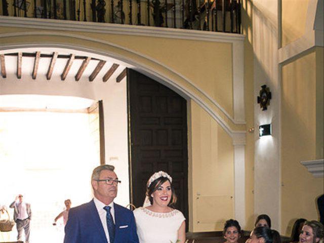 La boda de Sergio y Sandra en Yepes, Toledo 35