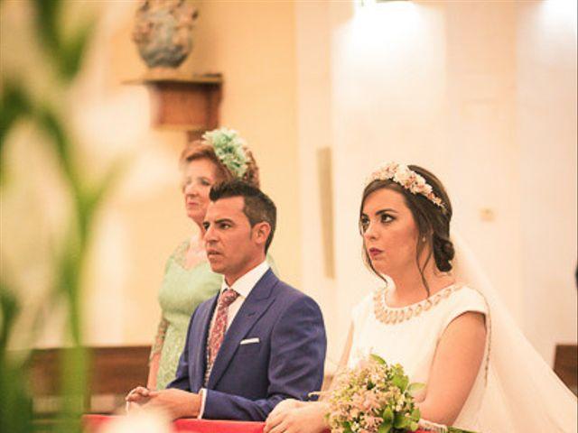 La boda de Sergio y Sandra en Yepes, Toledo 39