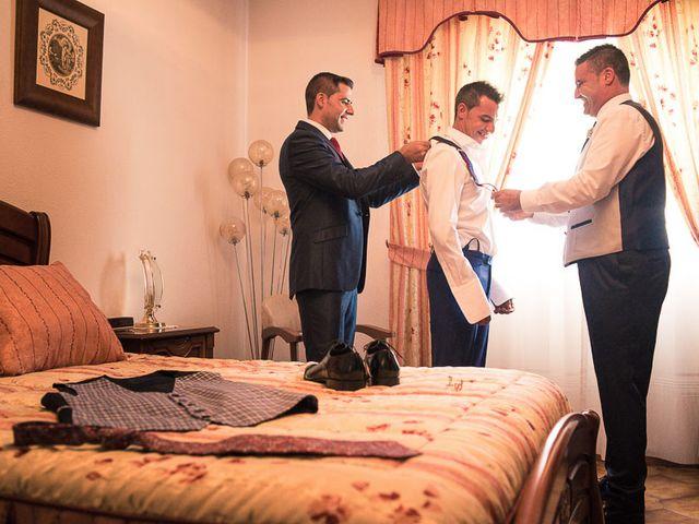 La boda de Sergio y Sandra en Yepes, Toledo 40
