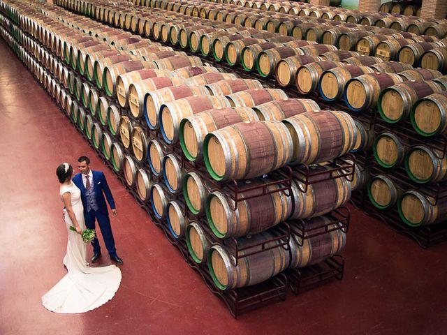La boda de Sergio y Sandra en Yepes, Toledo 41
