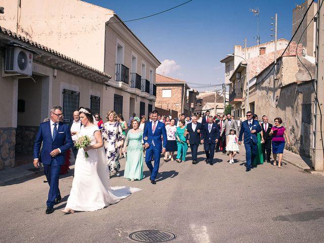 La boda de Sergio y Sandra en Yepes, Toledo 44
