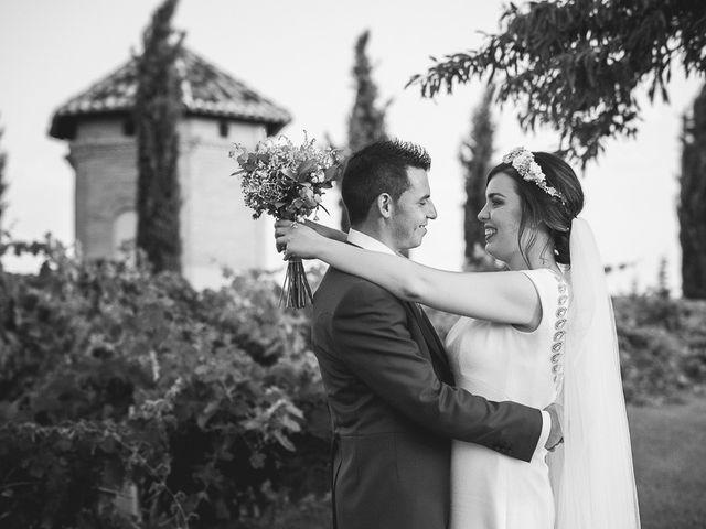 La boda de Sergio y Sandra en Yepes, Toledo 46