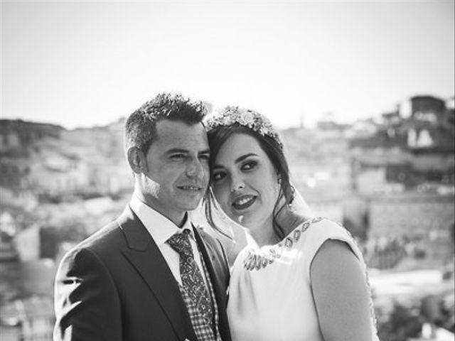 La boda de Sergio y Sandra en Yepes, Toledo 47