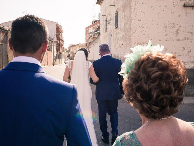 La boda de Sergio y Sandra en Yepes, Toledo 54