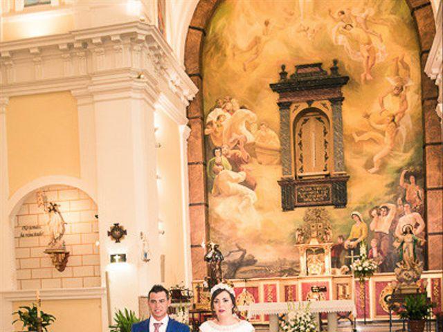 La boda de Sergio y Sandra en Yepes, Toledo 65