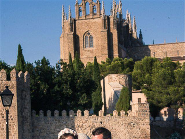La boda de Sergio y Sandra en Yepes, Toledo 68