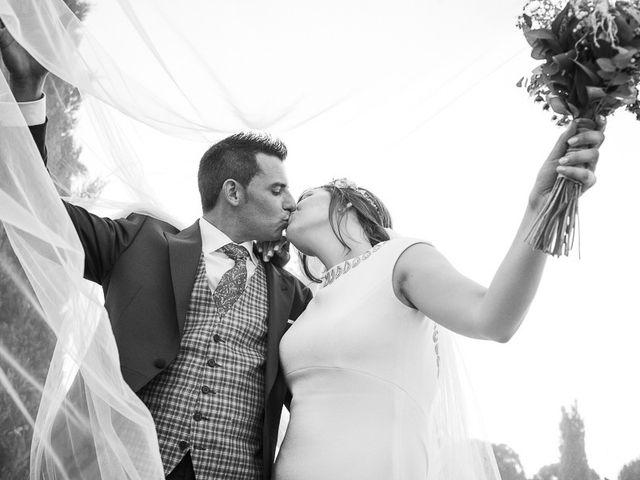 La boda de Sergio y Sandra en Yepes, Toledo 69