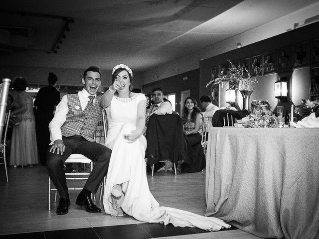 La boda de Sergio y Sandra en Yepes, Toledo 70