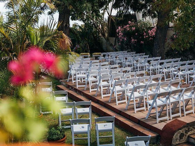 La boda de David y Yaiza en San Cristóbal de La Laguna, Santa Cruz de Tenerife 6