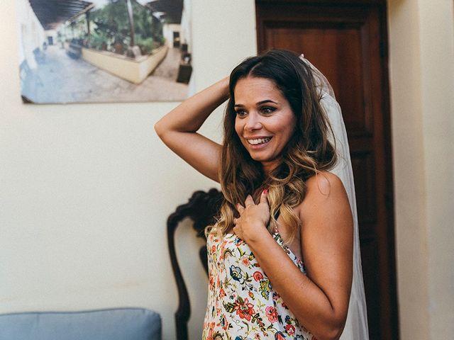 La boda de David y Yaiza en San Cristóbal de La Laguna, Santa Cruz de Tenerife 12