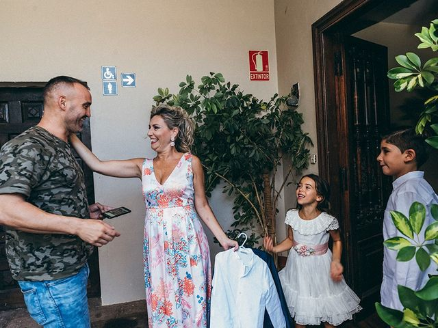 La boda de David y Yaiza en San Cristóbal de La Laguna, Santa Cruz de Tenerife 24