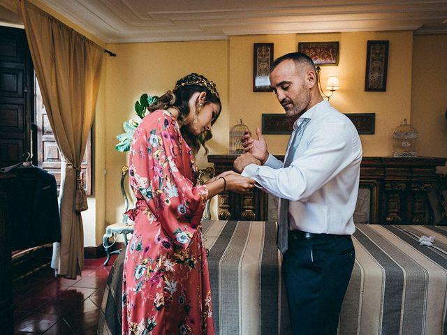 La boda de David y Yaiza en San Cristóbal de La Laguna, Santa Cruz de Tenerife 33