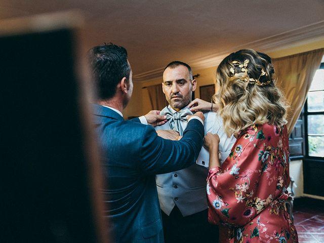 La boda de David y Yaiza en San Cristóbal de La Laguna, Santa Cruz de Tenerife 38