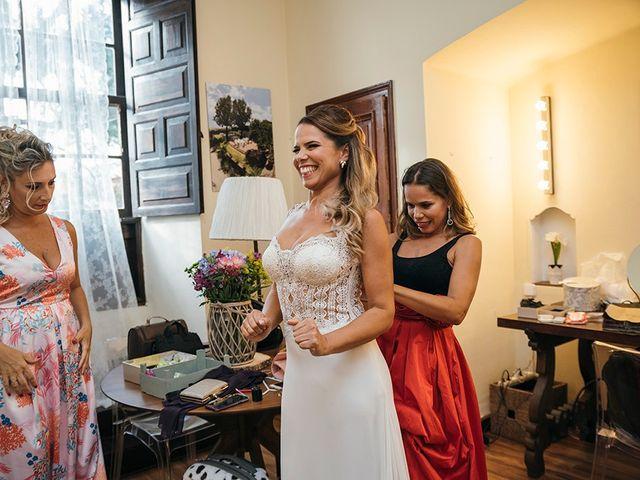 La boda de David y Yaiza en San Cristóbal de La Laguna, Santa Cruz de Tenerife 47