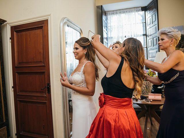 La boda de David y Yaiza en San Cristóbal de La Laguna, Santa Cruz de Tenerife 49
