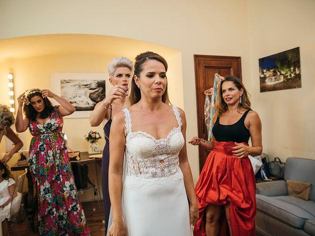La boda de David y Yaiza en San Cristóbal de La Laguna, Santa Cruz de Tenerife 51