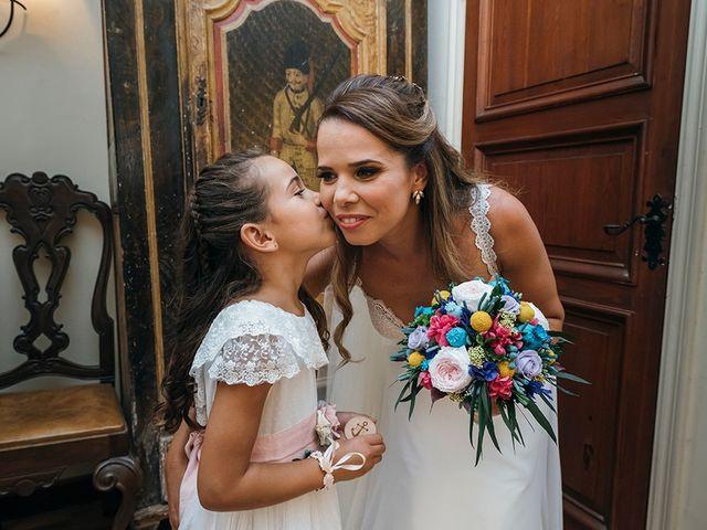 La boda de David y Yaiza en San Cristóbal de La Laguna, Santa Cruz de Tenerife 58