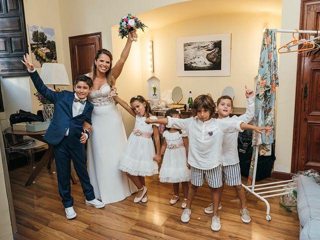 La boda de David y Yaiza en San Cristóbal de La Laguna, Santa Cruz de Tenerife 59
