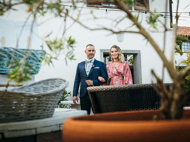 La boda de David y Yaiza en San Cristóbal de La Laguna, Santa Cruz de Tenerife 69