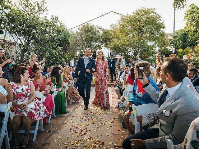 La boda de David y Yaiza en San Cristóbal de La Laguna, Santa Cruz de Tenerife 71