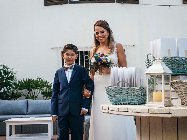 La boda de David y Yaiza en San Cristóbal de La Laguna, Santa Cruz de Tenerife 72