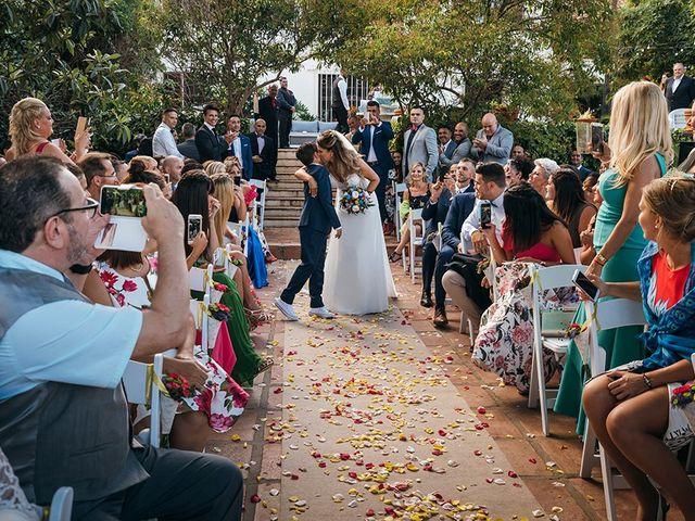 La boda de David y Yaiza en San Cristóbal de La Laguna, Santa Cruz de Tenerife 75