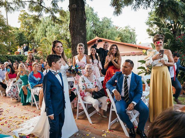 La boda de David y Yaiza en San Cristóbal de La Laguna, Santa Cruz de Tenerife 77