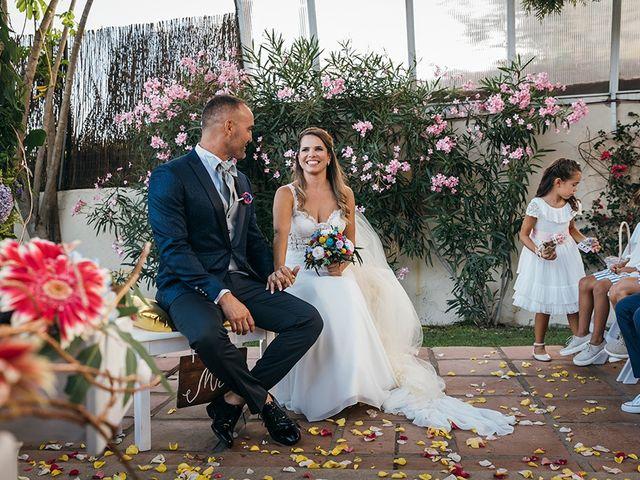 La boda de David y Yaiza en San Cristóbal de La Laguna, Santa Cruz de Tenerife 78