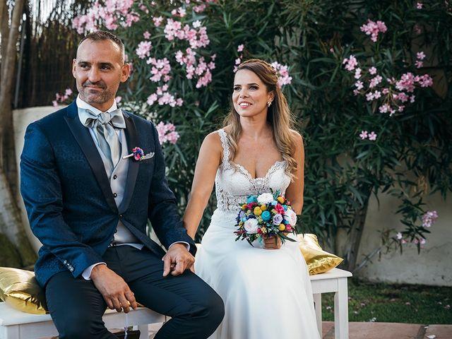 La boda de David y Yaiza en San Cristóbal de La Laguna, Santa Cruz de Tenerife 79