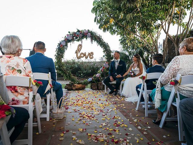 La boda de David y Yaiza en San Cristóbal de La Laguna, Santa Cruz de Tenerife 81