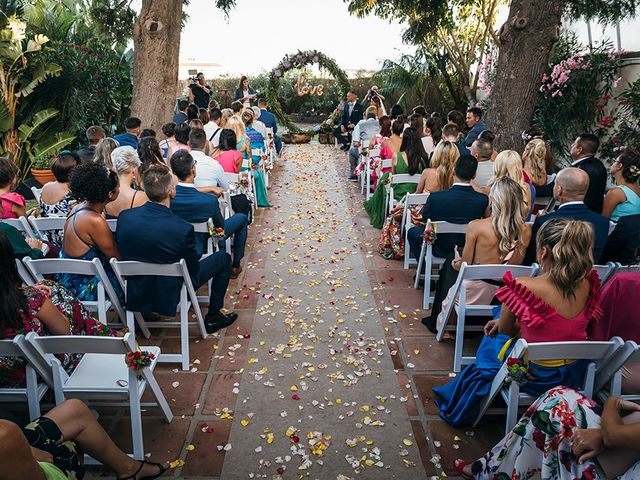 La boda de David y Yaiza en San Cristóbal de La Laguna, Santa Cruz de Tenerife 83