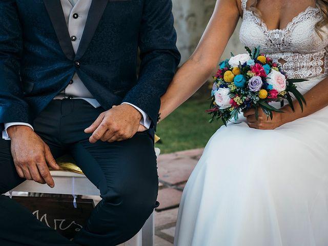 La boda de David y Yaiza en San Cristóbal de La Laguna, Santa Cruz de Tenerife 84