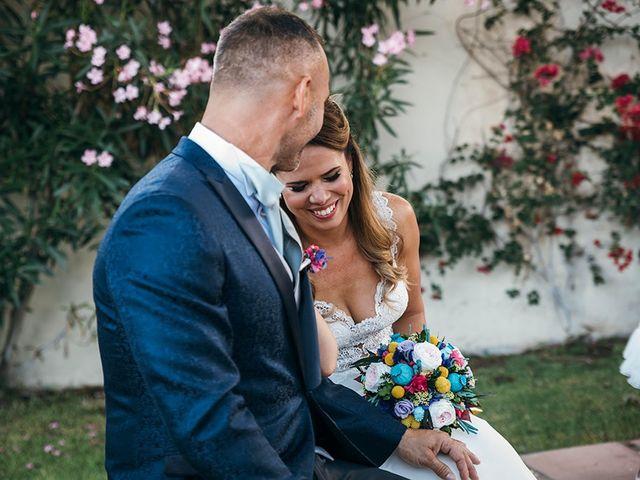 La boda de David y Yaiza en San Cristóbal de La Laguna, Santa Cruz de Tenerife 85