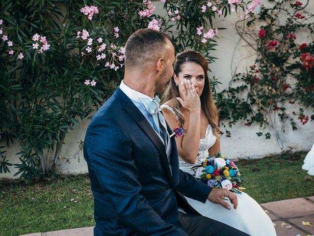 La boda de David y Yaiza en San Cristóbal de La Laguna, Santa Cruz de Tenerife 86