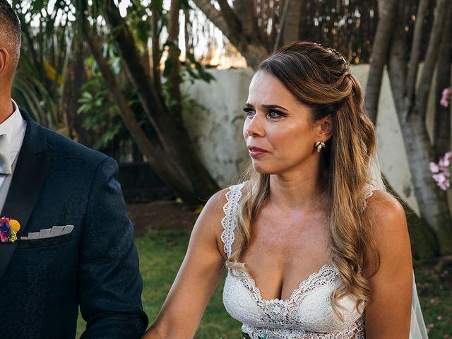 La boda de David y Yaiza en San Cristóbal de La Laguna, Santa Cruz de Tenerife 90