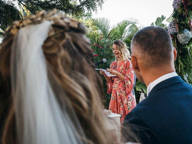 La boda de David y Yaiza en San Cristóbal de La Laguna, Santa Cruz de Tenerife 92