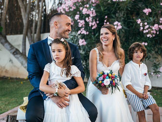 La boda de David y Yaiza en San Cristóbal de La Laguna, Santa Cruz de Tenerife 94