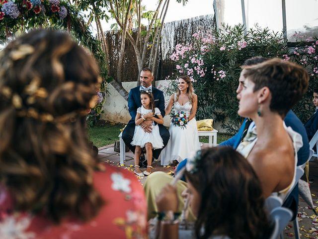 La boda de David y Yaiza en San Cristóbal de La Laguna, Santa Cruz de Tenerife 95