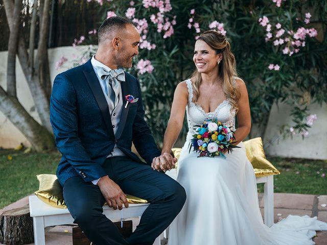 La boda de David y Yaiza en San Cristóbal de La Laguna, Santa Cruz de Tenerife 99