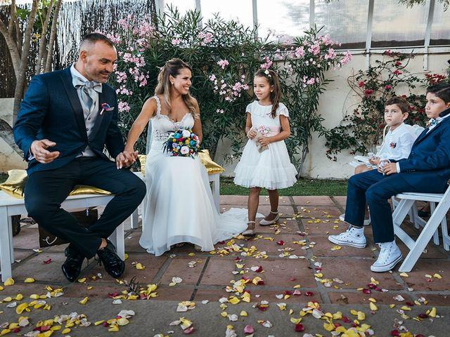 La boda de David y Yaiza en San Cristóbal de La Laguna, Santa Cruz de Tenerife 101