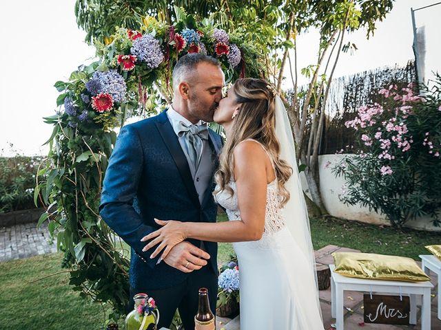 La boda de David y Yaiza en San Cristóbal de La Laguna, Santa Cruz de Tenerife 104